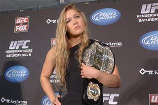 UFC Rousey Mixed Martial Arts