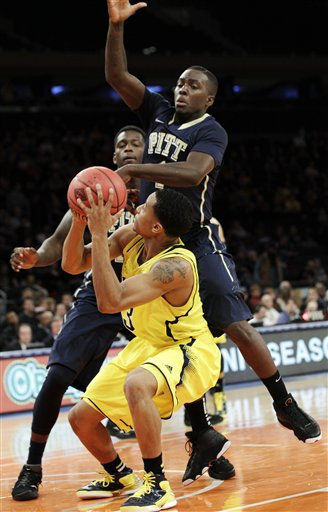 Trey Burke, Tray Woodall