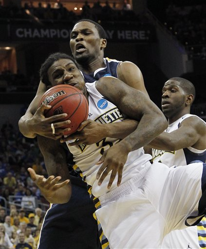 NCAA Murray State Marquette Basketball