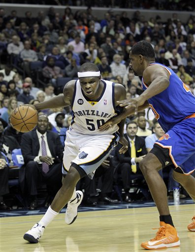 Kurt Thomas, Zach Randolph
