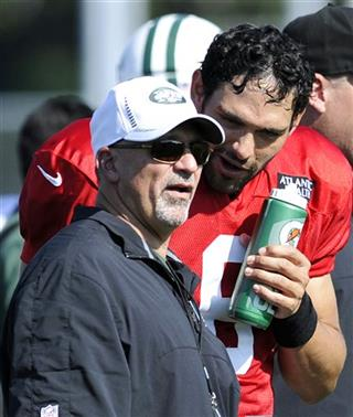 Mark Sanchez, Tony Sparano