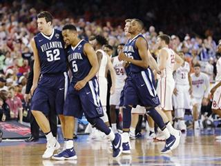 NCAA Villanova Oklahoma Final Four Basketball