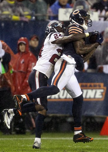 Brandon Marshall, Johnathan Joseph