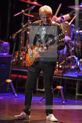 Don Felder In Concert