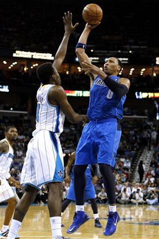 Shawn Marion, Al-Farouq Aminu