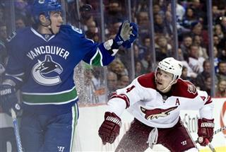 Zbynke Michalek, Alex Burrows