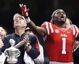 Laquon Treadwell, Hugh Freeze