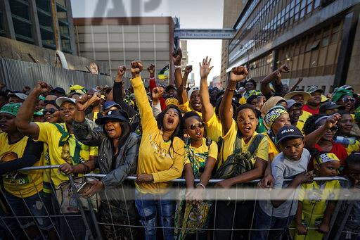 South Africa Election