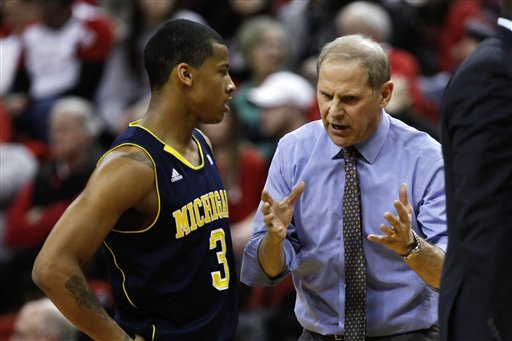 Trey Burke, John Beilein