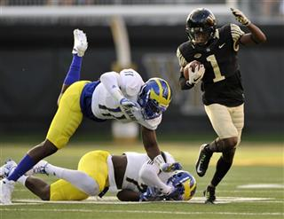 Delaware Wake Forest Football
