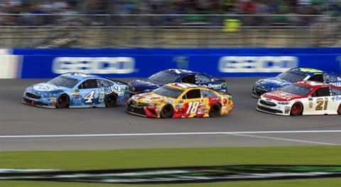 Kevin Harvick, Kyle Busch