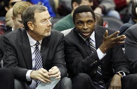 Avery Johnson, P.J. Carlesimo