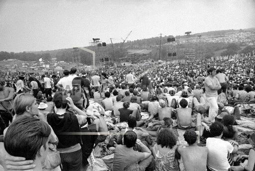 Woodstock Reliving the Music