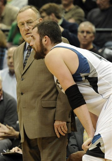 Rick Adelman, Kevin Love