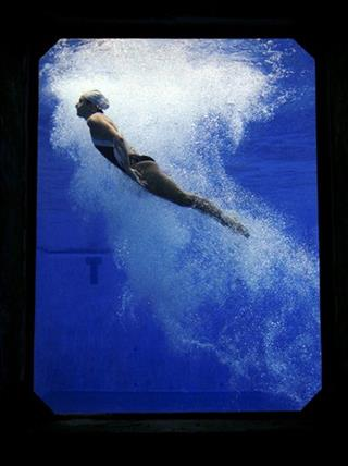 APTOPIX US Olympic Trials Diving