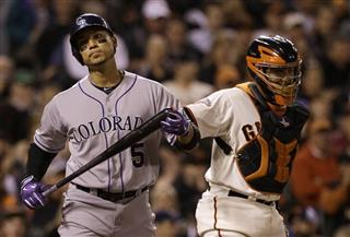 Carlos Gonzalez, Hector Sanchez