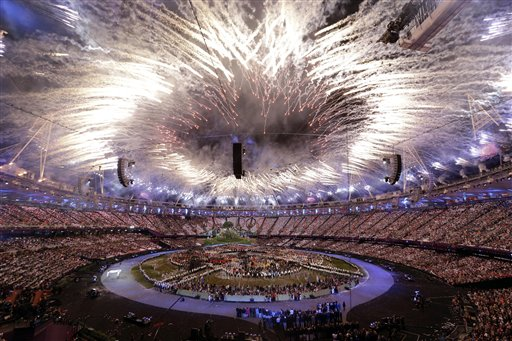 London Olympics TV Ratings