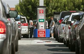California Gasoline Prices