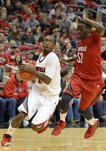 Russ Smith  Michael Baffour