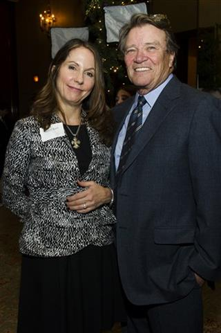 Mary Karr, Steve Kroft