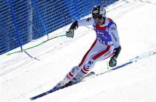 WCup Mens Super G Skiing