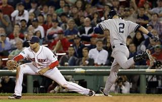 Derek Jeter, James Loney