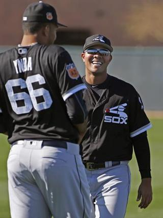 White Sox Spring Baseball