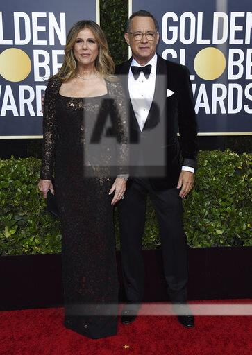 77th Annual Golden Globe Awards - Arrivals