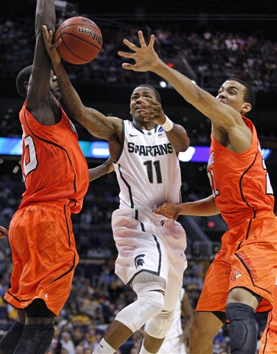 Keith Appling, Gorgui Dieng