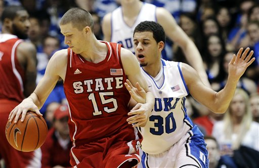 Scott Wood, Seth Curry