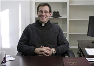 Newtown Pastor Reprimand