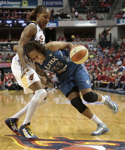 Seimone Augustus, Tamika Catchings