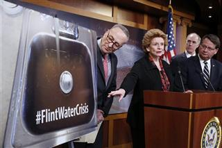 Charles Schumer, Debbie Stabenow, Bob Casey, Gary Peters