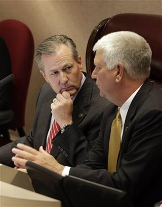 Mike Hubbard, Mo Brooks