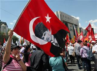 Turkey Protest