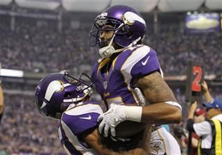Jarius Wright, Jerome Simpson