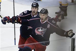 Brandon Dubinsky, Jack Johnson