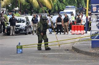 Indonesia Attack