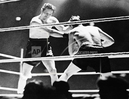 Watchf AP S BOX  XEN APHSL51194 London Boxing Max Baer and Tommy Farr