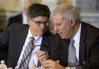 Jack Lew, Martin Gruenberg