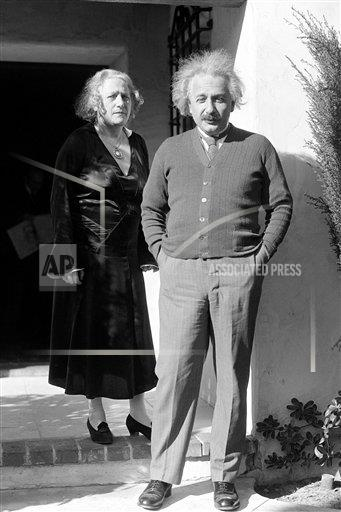 Watchf Associated Press Domestic News  California United States APHS66779 Albert Einstein