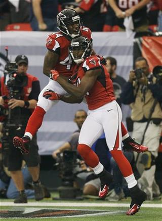 Julio Jones, Jason Snelling