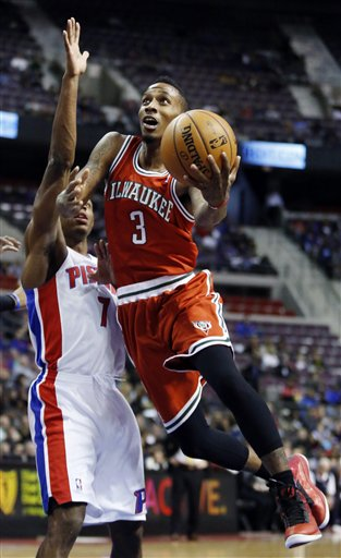 Brandon Jennings, Brandon Knight