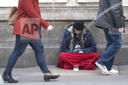Homelessness death figures
