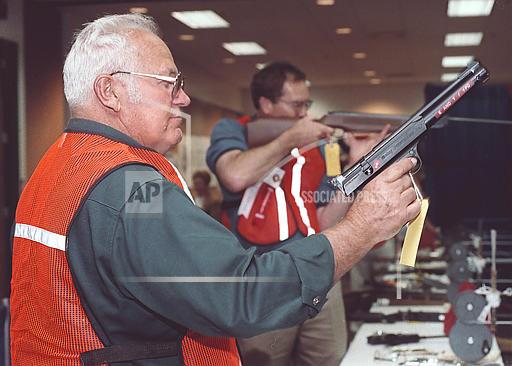 Associated Press Domestic News Nevada United States West NRA CONVENTION
