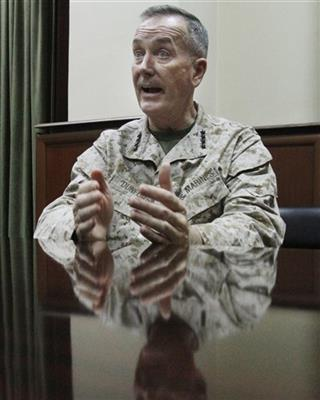 Afghanistan Dunford