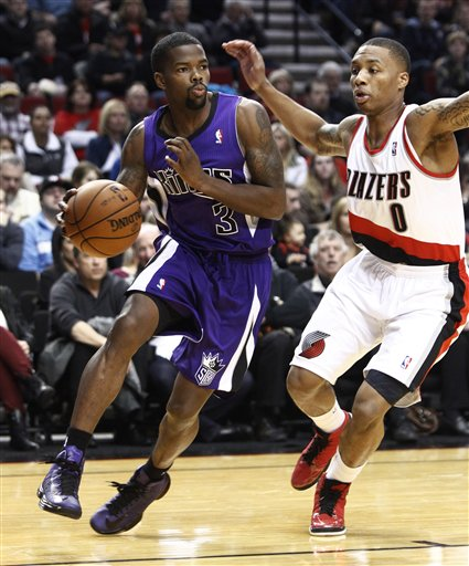Aaron Brooks, Damian Lillard