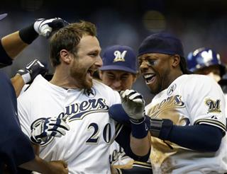 Jonathan Lucroy, Rickie Weeks