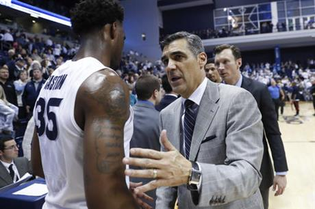 Jay Wright, RaShid Gaston