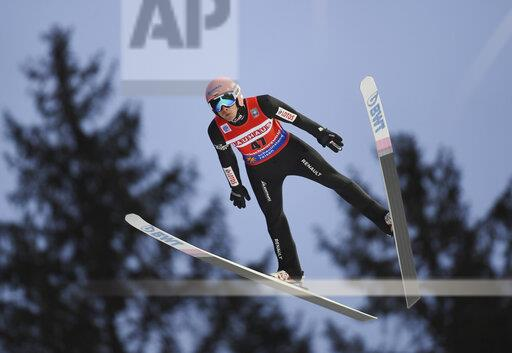 Germany Ski Jumping WCup